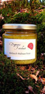 Bärlauch-Walnuss Pesto Image