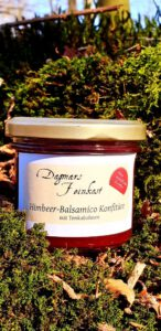 Himbeer-Balsamico Fruchtaufstrich Image