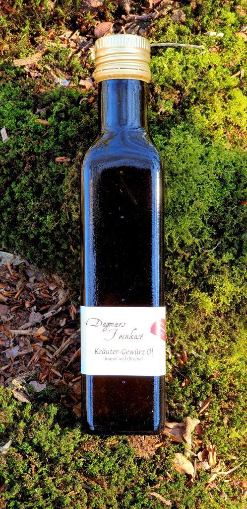 Kräuter Öl Image