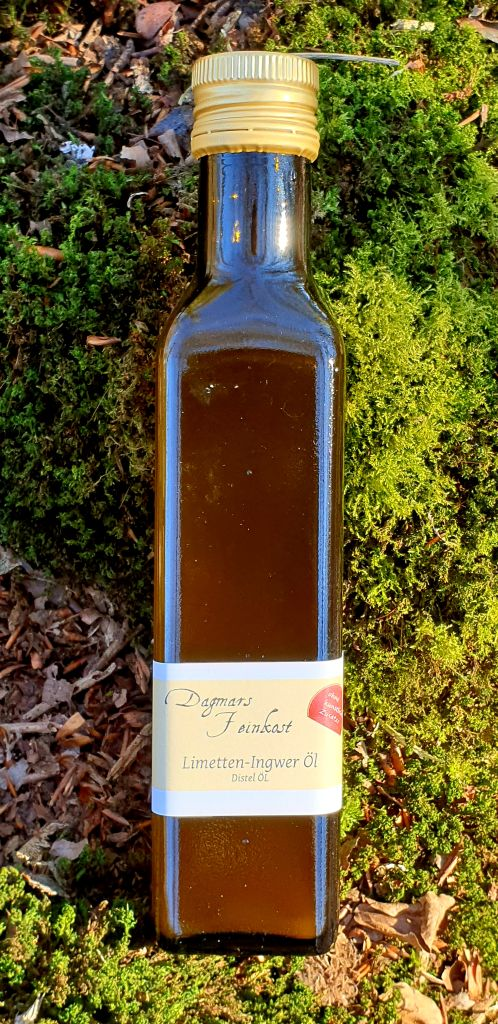 Limetten-Ingwer Öl Image