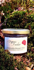 Löwenzahn-Orangen Sirup Image