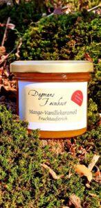 Mango-Vanillekaramell Fruchtaufstrich Image