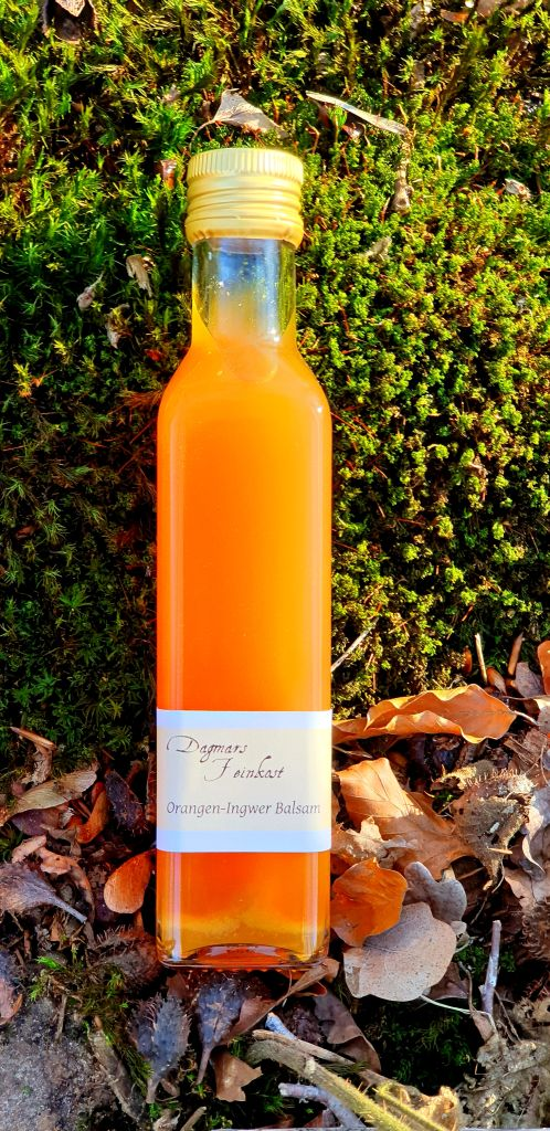Orangen-Ingwer Balsam Image