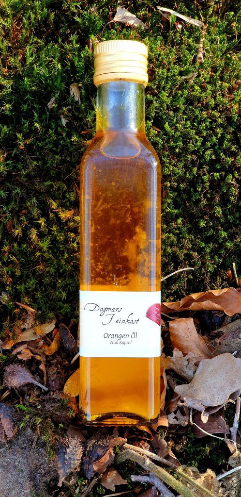 Orangen Öl Image