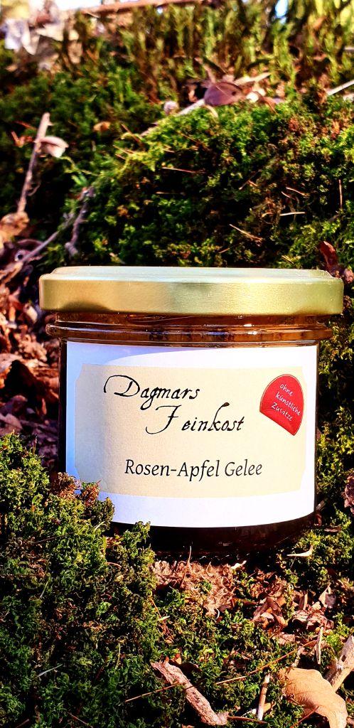 Rosen-Apfel Gelee Image