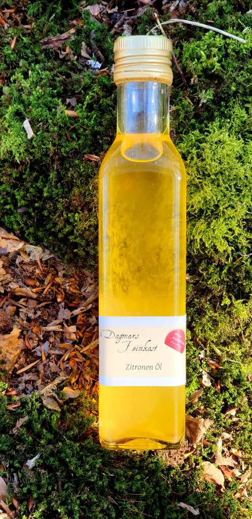 Zitronen Öl Image