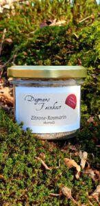 Zitronen-Rosmarin Salz Image